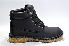 Зимние ботинки в стиле Timberland, на меху (Унисекс), фото 3
