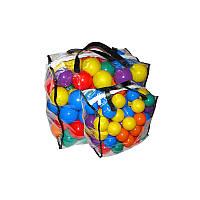 Кульки 60 мм м'які 100 шт