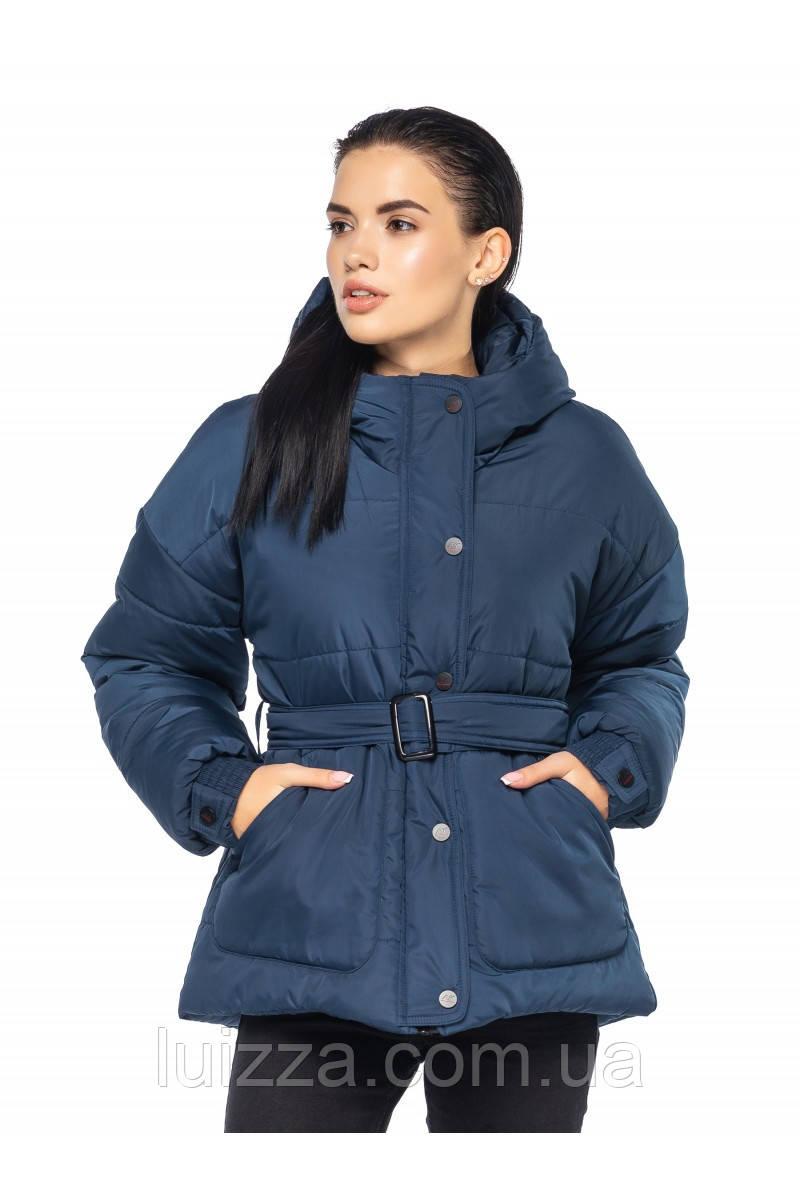 Жіноча куртка зимова 44-46 рр
