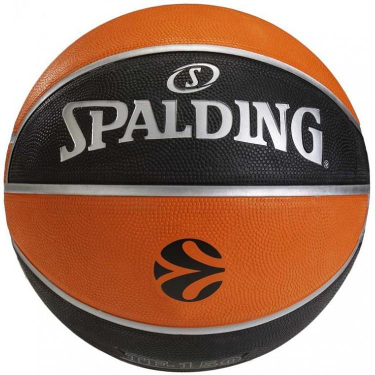 Мяч баскетбольный Spalding Euroleague TF-150 Outdoor Size 7