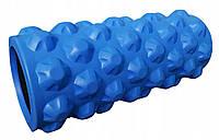 Массажный ролик (валик, роллер) SportVida SV-HK0171 Blue