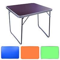 Стол складной алюминиевый 70*50*60 см