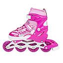 Роликовые коньки Nils Extreme NJ1828A Size 31-34 Pink, фото 3