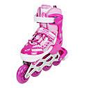 Роликовые коньки Nils Extreme NJ1828A Size 31-34 Pink, фото 4