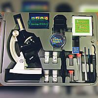 Детский микроскоп . Детский набор для экспериментов