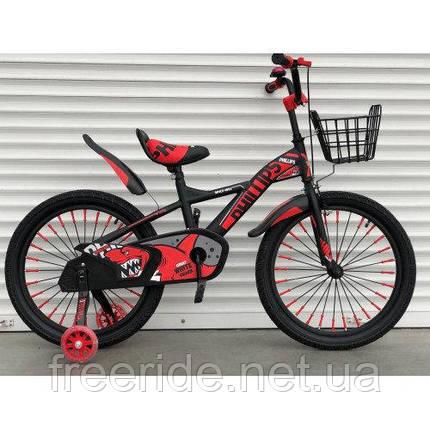 "Детский велосипед TopRider Shark ""605"" 20, фото 2"