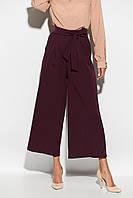 Модные укороченные брюки-кюлоты женские, фото 1