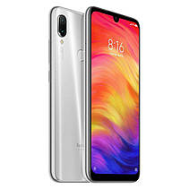 Смартфон Xiaomi Redmi Note 7 4/64Gb Moonlight White [Global] (M1901F7G) EAN/UPC: 6941059627555, фото 2