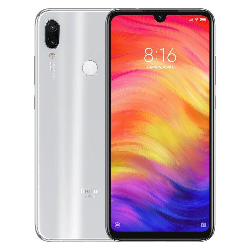 Смартфон Xiaomi Redmi Note 7 4/64Gb Moonlight White [Global] (M1901F7G) EAN/UPC: 6941059627555