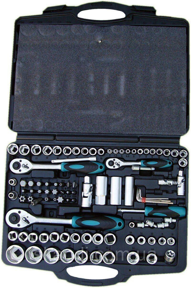 Набор инструментов Jobi 150 элементов WX7050