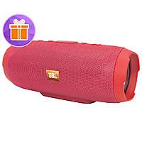 ★Портативная колонка BL JBL Charge 3 Red Bluetooth Speakerphone Power bank Стерео USB Блютуз
