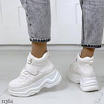 Ботинки на толстой подошве, фото 2