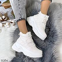 Ботинки на толстой подошве, фото 3