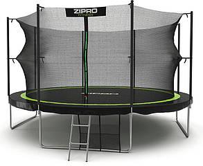 Батут с внутренней сеткой Zipro Fitness 435 см