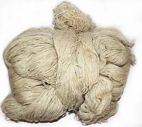 Пряжа для вязания, цвет белый ПВ1