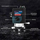 Лазерный уровень DEKO GV-12 3D 12 линий ➜ 2 аккумулятора 4000mAh ➜ Зеленые лучи ➜ ГАРАНТИЯ: 1 год, фото 3