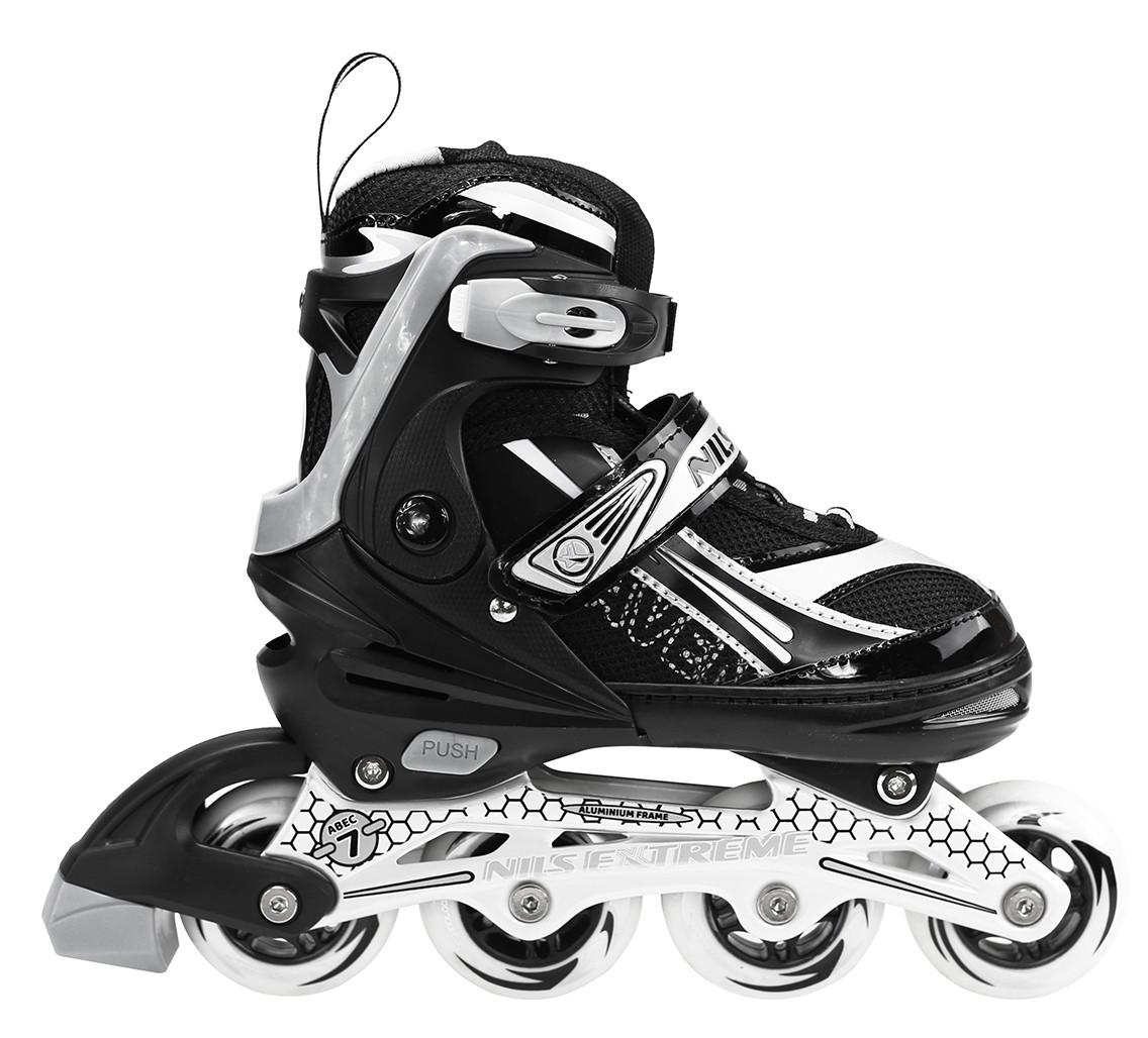 Роликовые коньки Nils Extreme NA1123A Size 39-42 Black