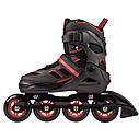 Роликовые коньки Nils Extreme NA14174A Size 35-38 Black/Red, фото 9