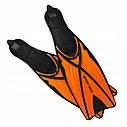 Ласты SportVida SV-DN0006-M Size 40-41 Black/Orange, фото 6