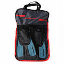 Ласты SportVida SV-DN0007JR-L Size 39-43 Black/Blue, фото 5