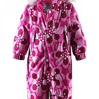 Розовый зимний комбинезон для девочки ReimaTEC Azaleh. Размер 80 -  98.