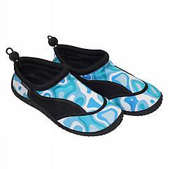Обувь для пляжа и кораллов (аквашузы) SportVida SV-DN0011-R38 Size 38 Blue/White