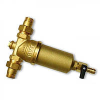 Механический фильтр для горячей воды (100 мкм) с ручной промывкой Protector mini HR 3/4