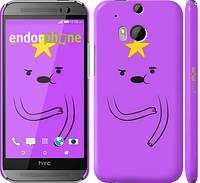 "Чехол на HTC One M8 Adventure Time. Lumpy Space Princess ""1122c-30"""