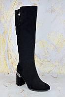 Женские сапоги на каблуке Lady Marcia