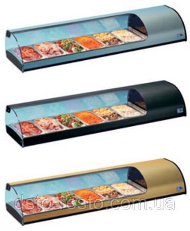 Витрина холодильная для салатов ColdMaster TAPAS 8GN, фото 2