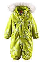 Детский зимний комбинезон для девочек ReimaTEC 510151. Размеры 80 - 98.