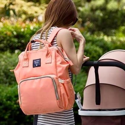 Рюкзаки для молодых мам