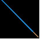 Провод НВЭ-3 1,0