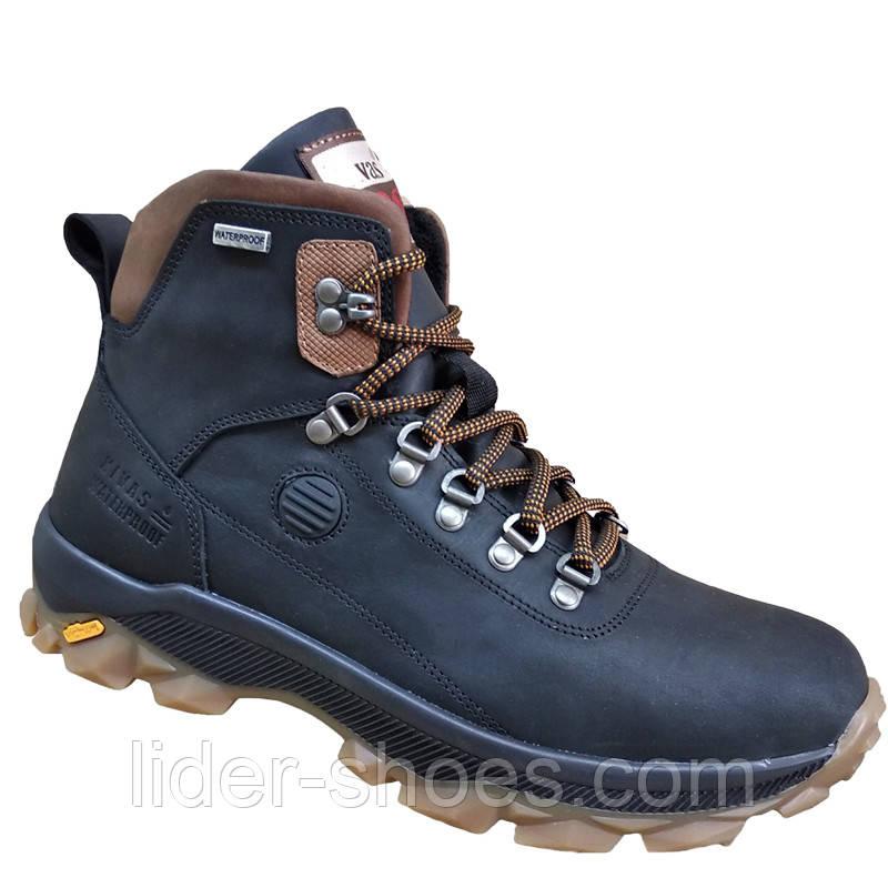 Кожаные мужские ботинки
