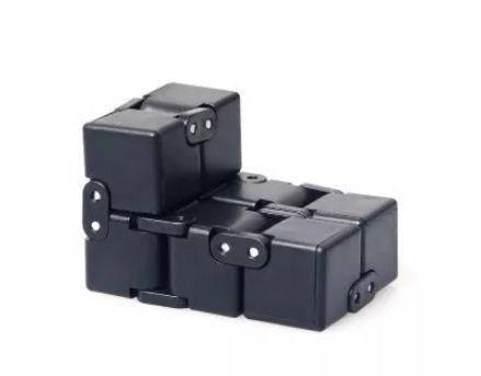 Нескінченний кубик Infinity Cube Антистрес, фото 2