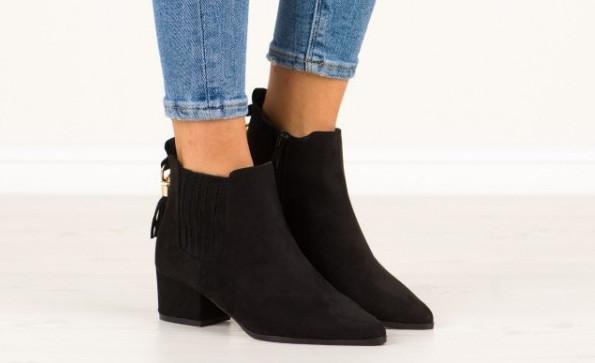 Женские ботинки Pompon