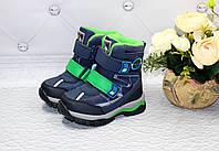 Детские термо-ботинки Tom.m для мальчика