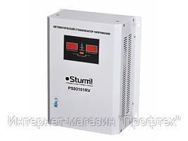Стабилизатор напряжения релейный Sturm 10000 ВA настененный PS93101RV