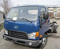 Лобовое стекло Hyundai HD Mighty, 65, 72, 78, триплекс