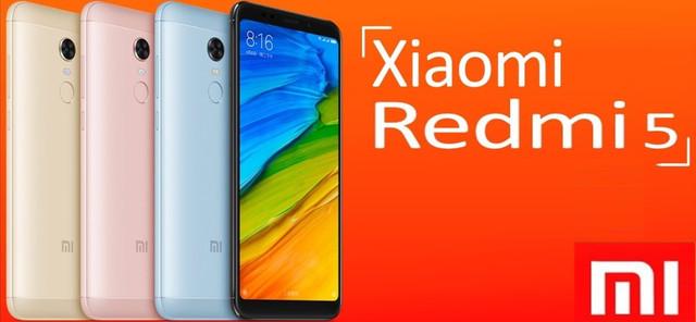 Xiaomi Redmi 5 металлический корпус