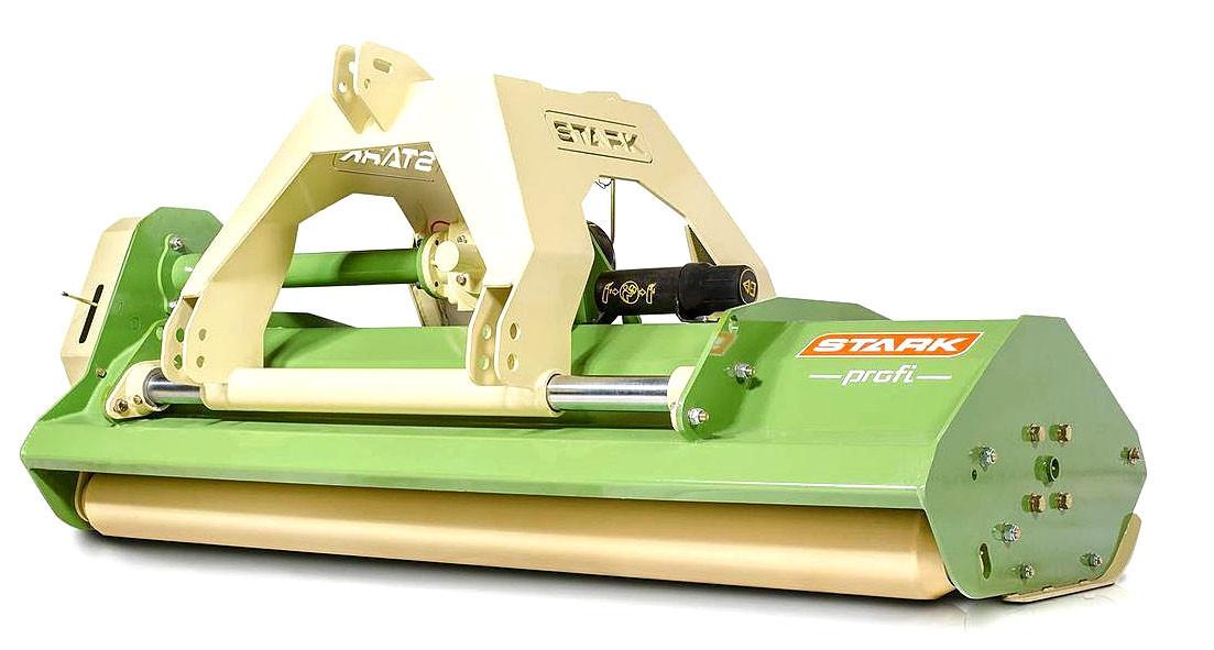 Мульчирователь STARK KМН 220 F PROFI с гидравликой (2,20 м, молотки)