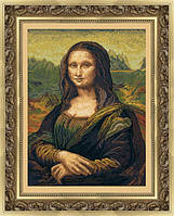 Набор для вышивки крестом По мотивам Леонардо да Винчи Мона Лиза №240