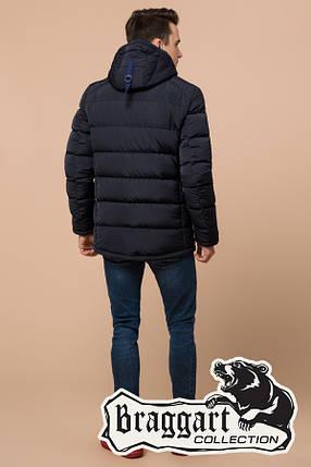 Зимняя синяя куртка на подростка Braggart Teenager (р. 40, 42, 44, 46) арт. 75263H, фото 2