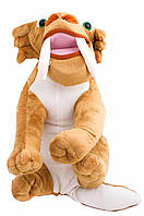 """Мягкая игрушка тигр Диего"""" из м/ф """"Ледниковый период"""" 1490"""