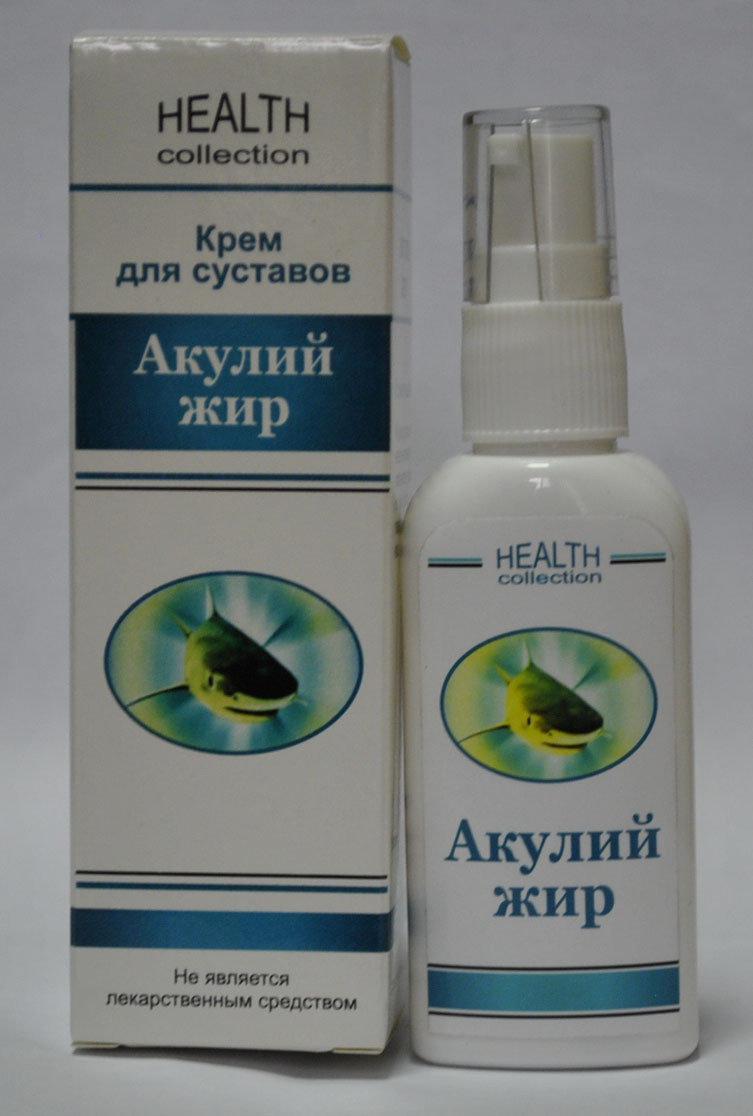 Спрей Акулий жир HEALTH collection ViP