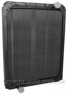 Радиатор охлаждения КАМАЗ 6520 (3-х рядный) (пр-во ШААЗ)
