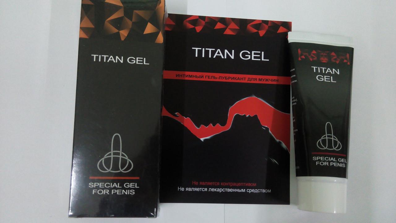 Titan Gel для увеличения члена ViP
