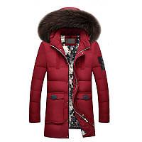Мужская зимняя куртка AL-7851-35, фото 1