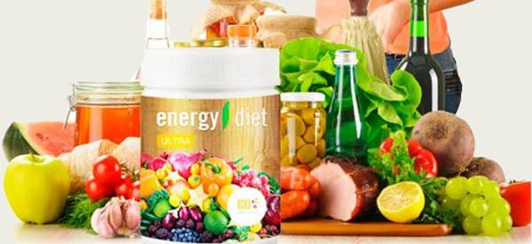 Energy diet-еда для жизни 450 грамм ViP