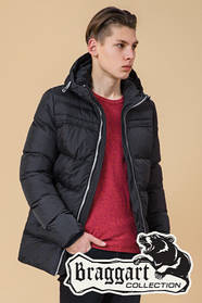 Брендовая зимняя куртка на подростка Braggart Teenager (р. 40, 42, 44) арт. 71293N